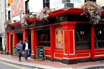 Top 10 Pubs in Dublin 2