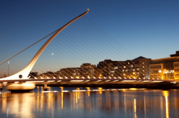 ARCHITECTURAL  TOURS IN DUBLIN