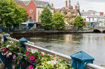 TOP  10 PLACES TO RELAX IN IRELAND