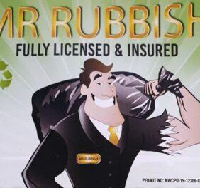 Mr Rubbish