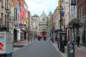 What foreign buyers look for in Dublin?